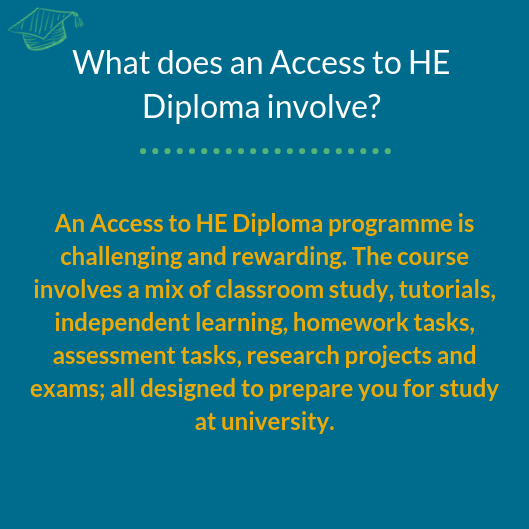 Access to HE: Frequently Asked Questions by Learners
